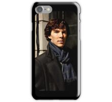 Sherlock at 221B iPhone Case/Skin