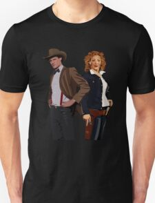 The Doctor and River Song T-Shirt