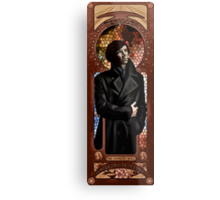 The World's only Consulting Detective Metal Print