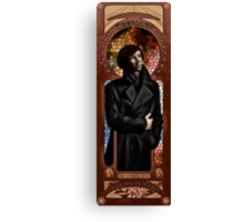 The World's only Consulting Detective Canvas Print