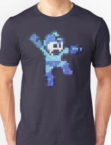 Mega Mam Jump Vintage Pixels Unisex T-Shirt
