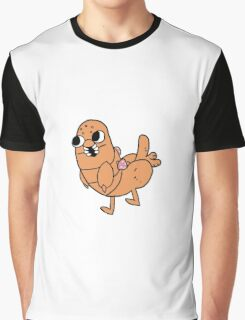 Buttas Graphic T-Shirt