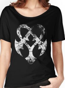 Kingdom Hearts Nightmare grunge Women's Relaxed Fit T-Shirt