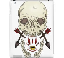 Skulls and Arrows iPad Case/Skin
