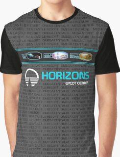 EPCOT Center Horizons Graphic T-Shirt