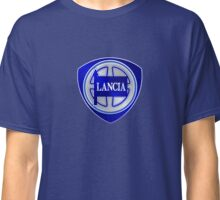 Lancia Cars Italy Classic T-Shirt