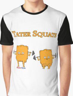 Tater Squats Graphic T-Shirt
