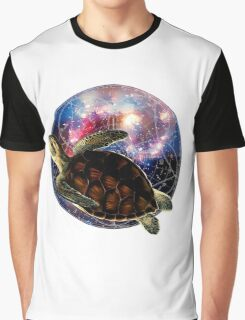 The Flight of the Turtle Graphic T-Shirt