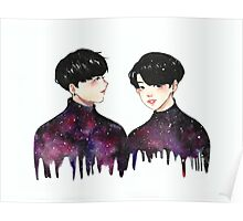 galaxy yoonmin Poster