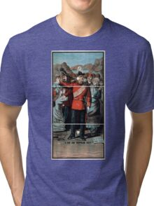 Performing Arts Posters Pirates of Penzance 1909 Tri-blend T-Shirt