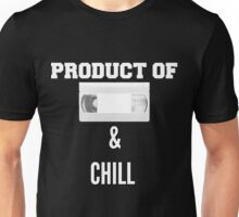Product of VHS and Chill for Millennials  Unisex T-Shirt