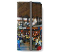 Budapest Central Market Hall iPhone Wallet/Case/Skin