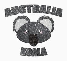 Koala vintage design - Australian animal  Kids Tee