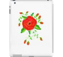 Aunt Ruby Rose Print  iPad Case/Skin