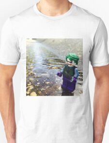 Brickography - Joker Unisex T-Shirt