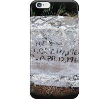 Princess Plantation 48 iPhone Case/Skin