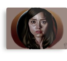 Oswin: The Most Human Human Metal Print