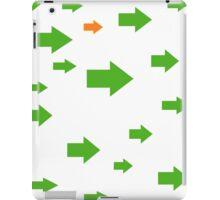 Arrows I. iPad Case/Skin