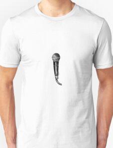 Zayn Microphone Tattoo Unisex T-Shirt