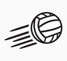 Water Polo Ball One Piece - Long Sleeve