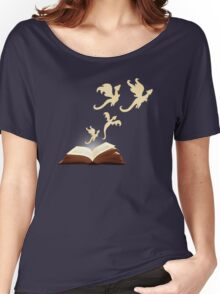 Book Dragons Women's Relaxed Fit T-Shirt