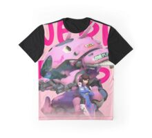 OVERWATCH 'D.Va': NERF THIS [tshirts & tops] /D.Va Player Graphic T-Shirt