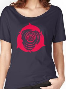 Dolphin In The Whirlpool Women's Relaxed Fit T-Shirt