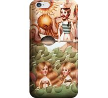 On the sea iPhone Case/Skin