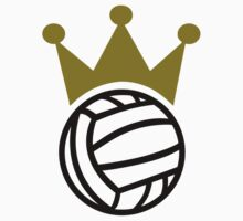 Water polo champion crown by Designzz