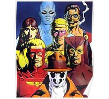 The Watchmen Poster