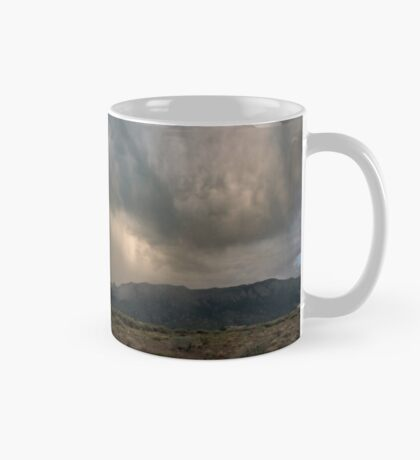 Supercell over Sandias Mug