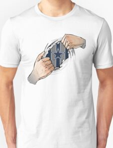 Cowboys Star Breaking Out! T-Shirt