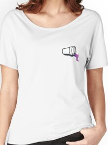 Sizzurp Double Cup Lean Women's Relaxed Fit T-Shirt