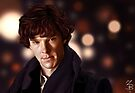 Sherlock Portrait by nero749