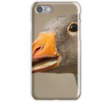 Speak up iPhone Case/Skin
