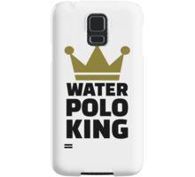 Water polo king crown Samsung Galaxy Case/Skin
