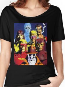The Watchmen Women's Relaxed Fit T-Shirt