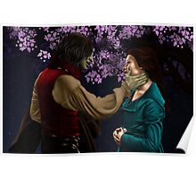Rumpelstiltskin and Belle Poster