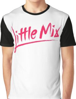 Little Mix - Pink Graphic T-Shirt