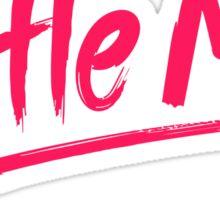 Little Mix - Pink Sticker