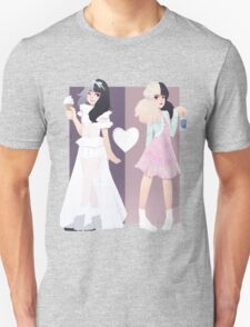 Melanie Martinez - Tag, You're It / Milk and Cookies Unisex T-Shirt