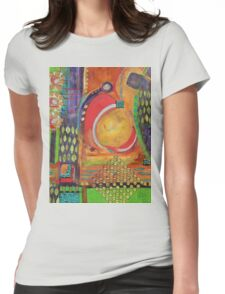 Delectable JOY Womens Fitted T-Shirt