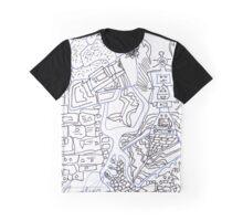 Garden of Rocks Graphic T-Shirt