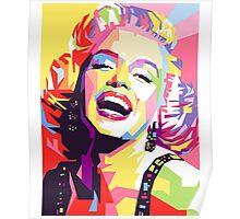 Marylin Pop Art! Poster