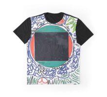 squ-mirror Graphic T-Shirt