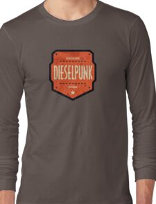 Dieselpunk Long Sleeve T-Shirt