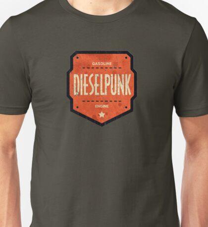 Dieselpunk Unisex T-Shirt