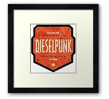 Dieselpunk Framed Print