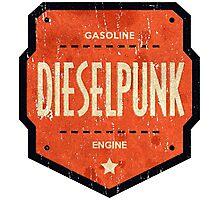 Dieselpunk Photographic Print