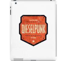Dieselpunk iPad Case/Skin